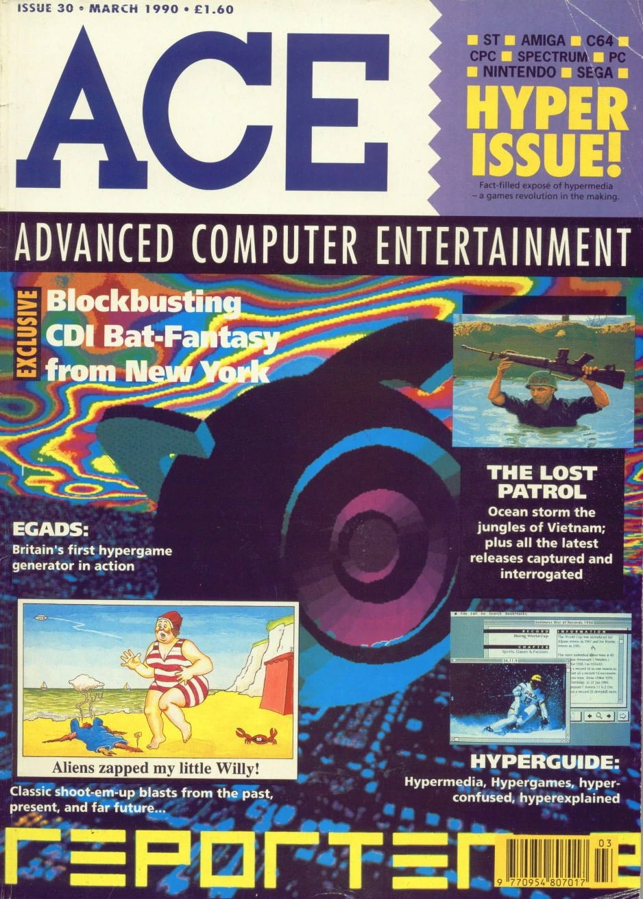 ACE 30 (March 1990)