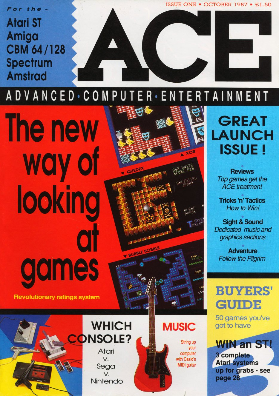 ACE 01 (October 1987)