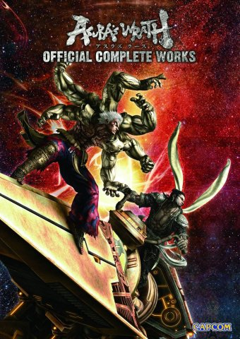 Asura's Wrath - Official Complete Works