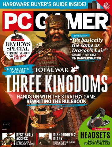 PC Gamer Issue 316 (April 2019)