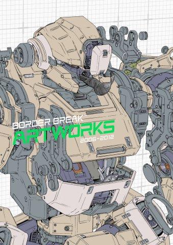 Border Break - Artworks 2006-2012