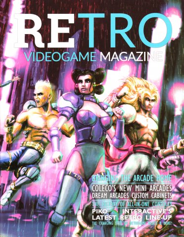 Retro Videogame Magazine Issue 014