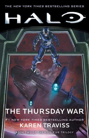 Halo: The Thursday War (Book Two of the Kilo-Five Trilogy)
