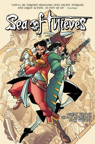 Sea of Thieves TPB