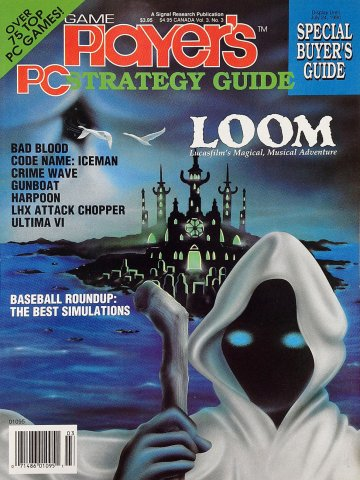 Game Player's PC Strategy Guide Vol.3 No.3 (May/June 1990)