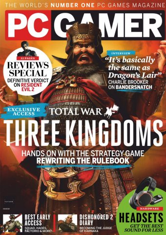 PC Gamer UK 328 (March 2019)