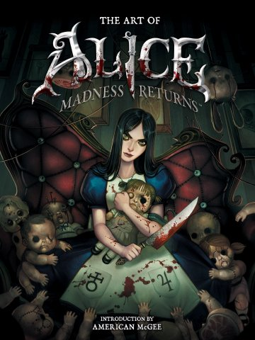 Alice - The Art of Alice: Madness Returns
