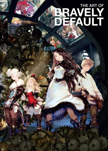Bravely Default - The Art of Bravely Default