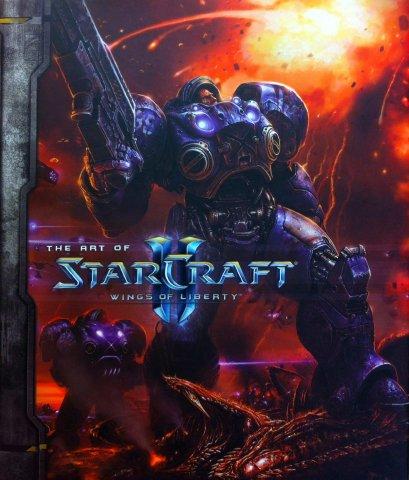 StarCraft - The Art of StarCraft II: Wings of Liberty