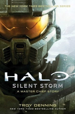 Halo: Silent Storm - A Master Chief Story