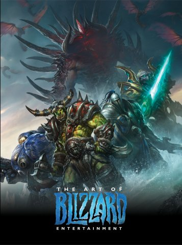 Blizzard - The Art of Blizzard Entertainment