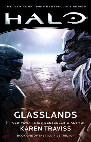 Halo: Glasslands (Book One of the Kilo-Five Trilogy)