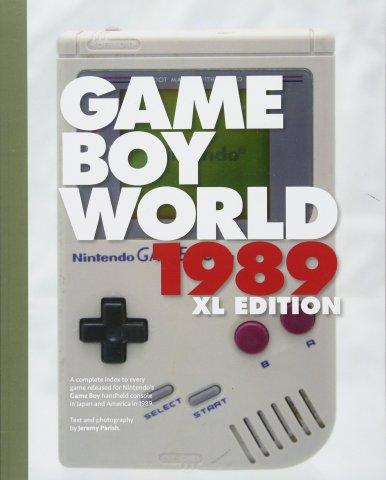 Game Boy World 1989 XL Edition