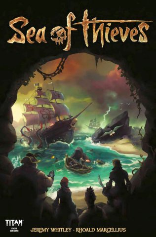 Sea of Thieves 01 (April 2018) (cover b)