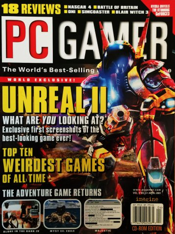PC Gamer Issue 083 (April 2001)
