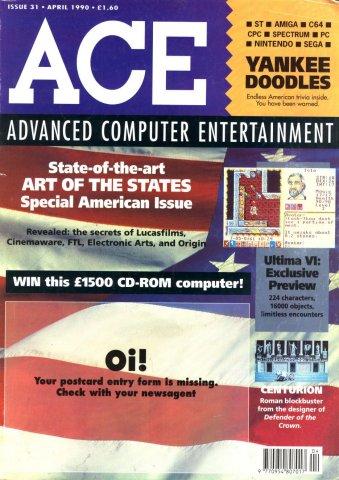 ACE 31 (April 1990)