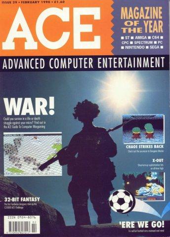 ACE 29 (February 1990)