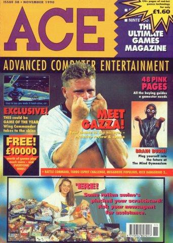 ACE 38 (November 1990)