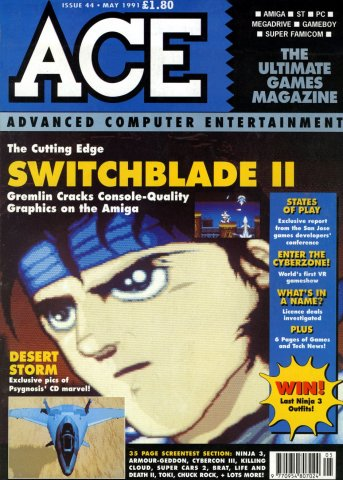 ACE 44 (May 1991)