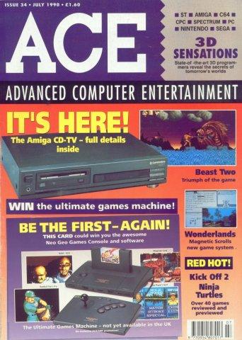 ACE 34 (July 1990)