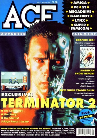 ACE 47 (August 1991)