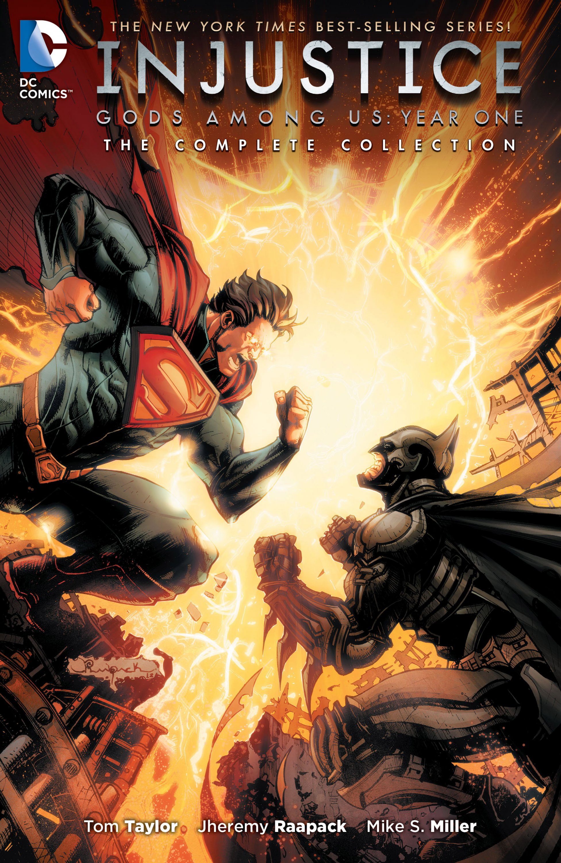 Injustice: Gods Among Us - Year One: The Complete Collection