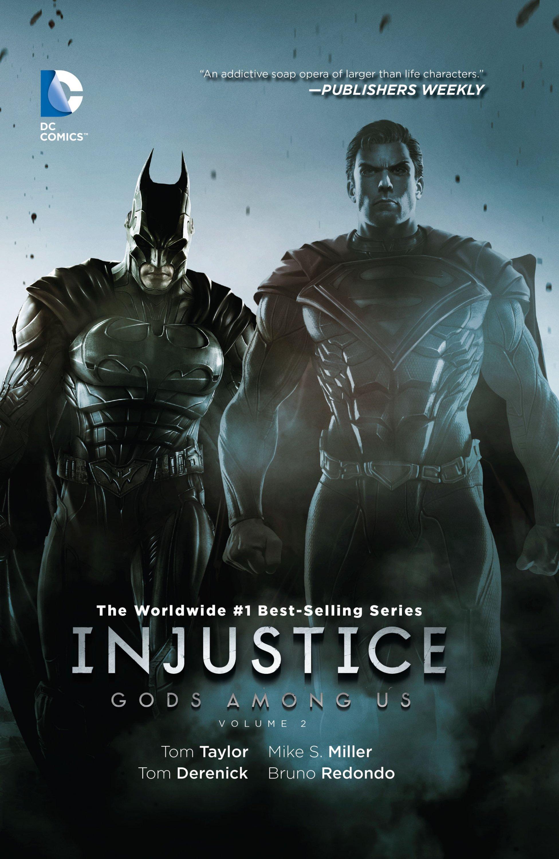 Injustice: Gods Among Us Vol.2 TPB