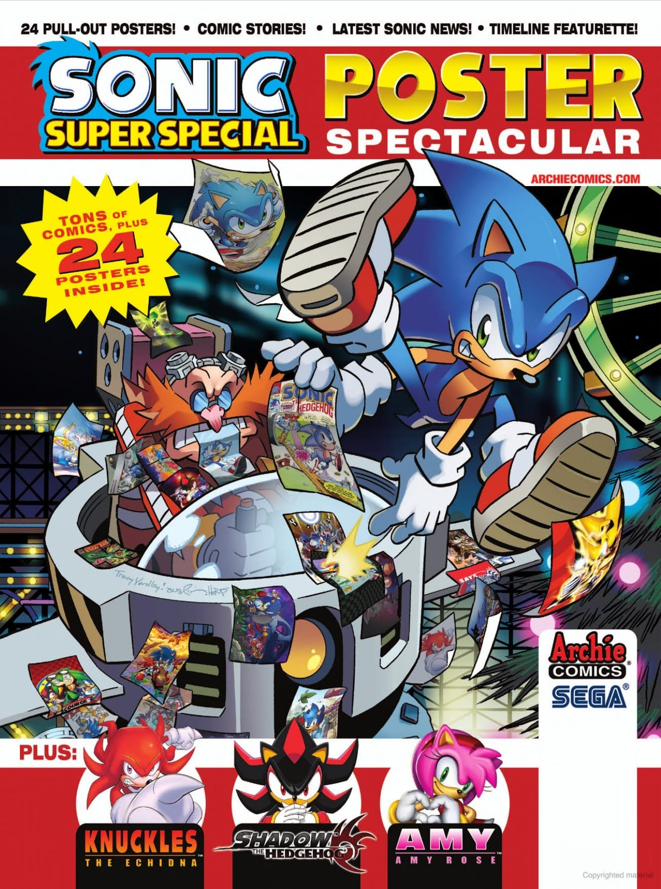 Sonic Super Special Magazine 05 (January 2013)