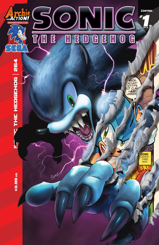 Sonic the Hedgehog 264 (November 2014)