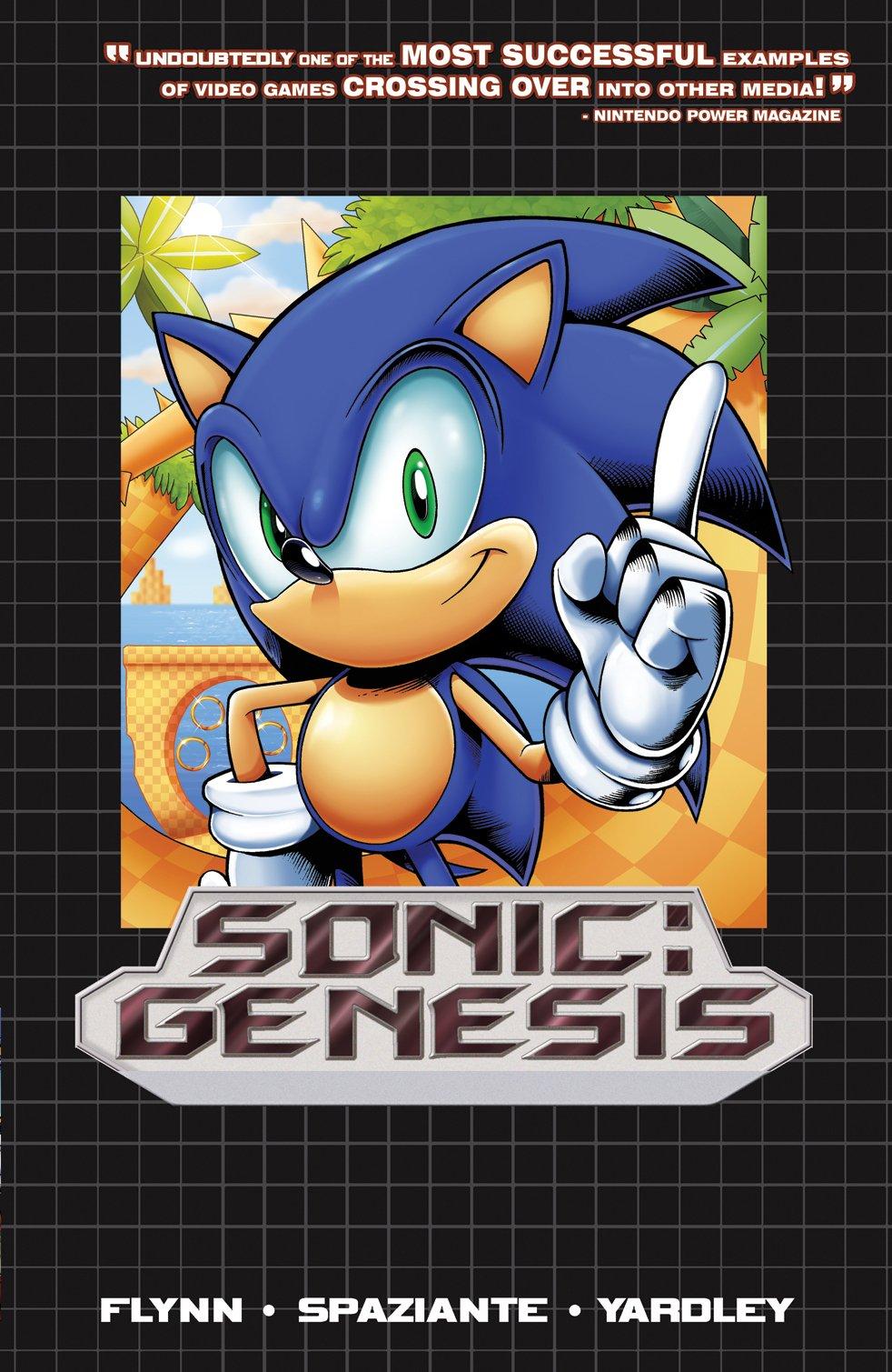 Sonic: Genesis TPB