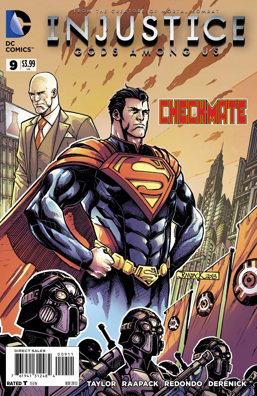 Injustice: Gods Among Us 009 (November 2013)