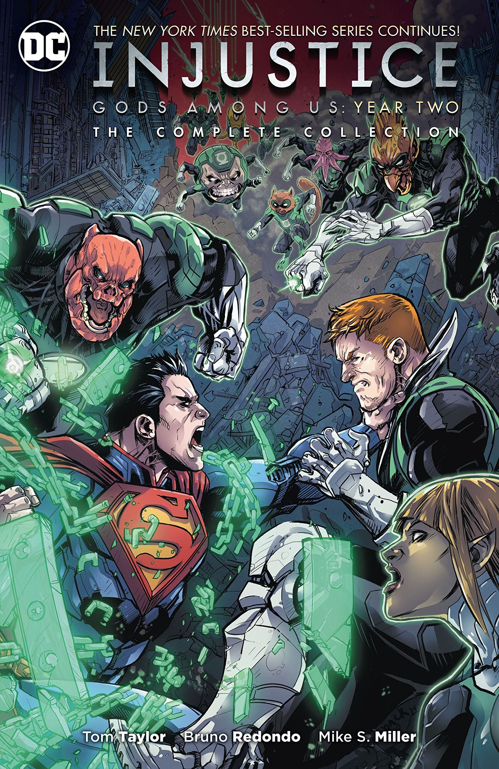 Injustice - Gods Among Us: Year Two - The Complete Collection