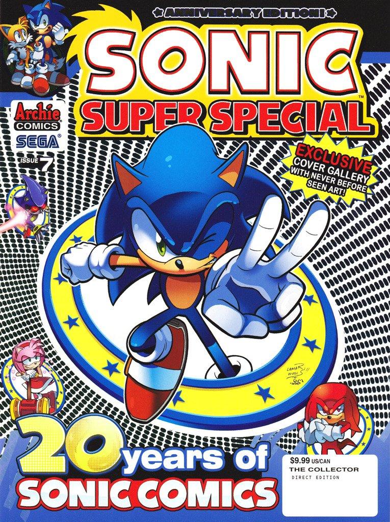 Sonic Super Special Magazine 07 (June 2013)