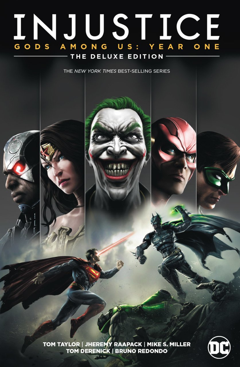 Injustice: Gods Among Us - Year One: The Deluxe Edition
