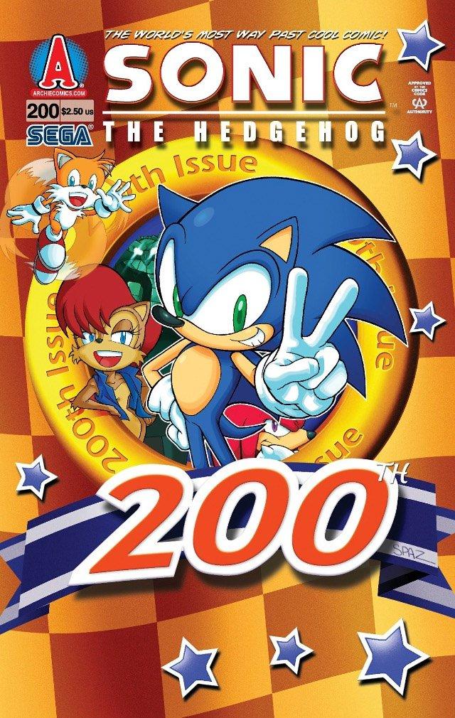 Sonic the Hedgehog 200 (July 2009)