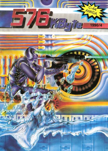 576 KByte Issue 004 (April 1990)