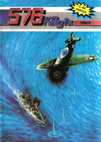 576 KByte Issue 005 (May 1990)