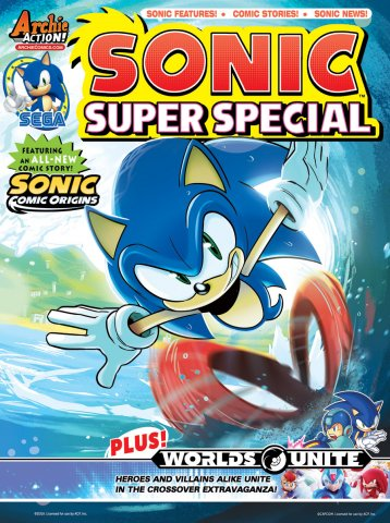 Sonic Super Special Magazine