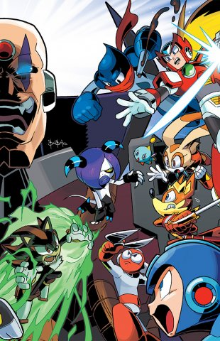 Sonic the Hedgehog 273 (August 2015) (variant 2)