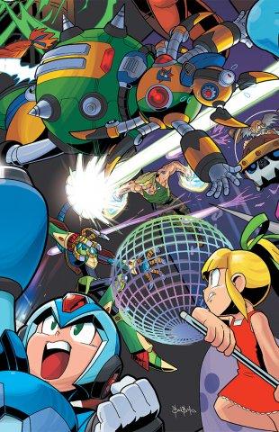 Sonic the Hedgehog 274 (September 2015) (variant 2)