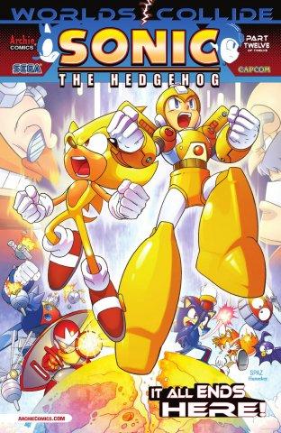 Sonic the Hedgehog 251 (September 2013)