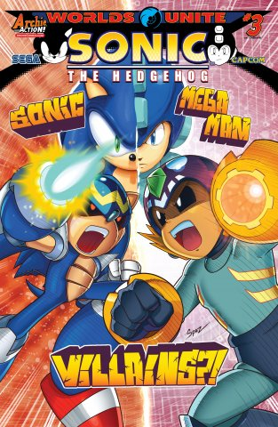 Sonic the Hedgehog 273 (August 2015)