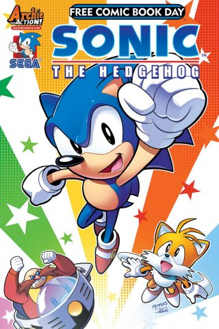 Sonic the Hedgehog Free Comic Book Day Specials