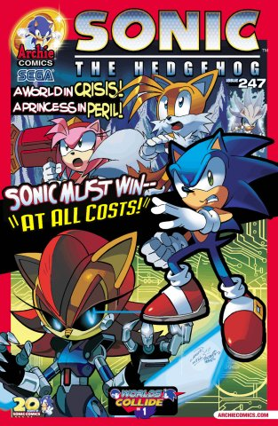 Sonic the Hedgehog 247 (May 2013)
