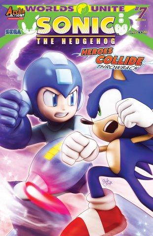Sonic the Hedgehog 274 (September 2015) (variant 1)