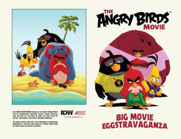 Angry Birds - Big Movie Eggstravaganza (April 2016)