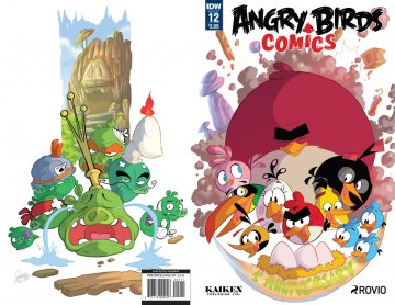 Angry Birds Comics Vol.2