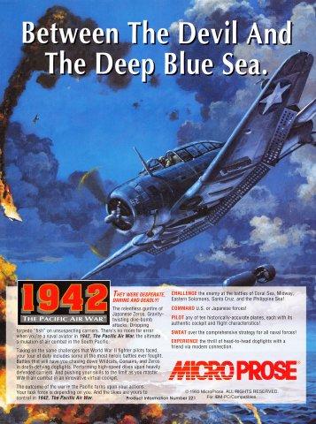 1942, The Pacific Air War