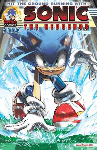 Sonic the Hedgehog 252 (October 2013)