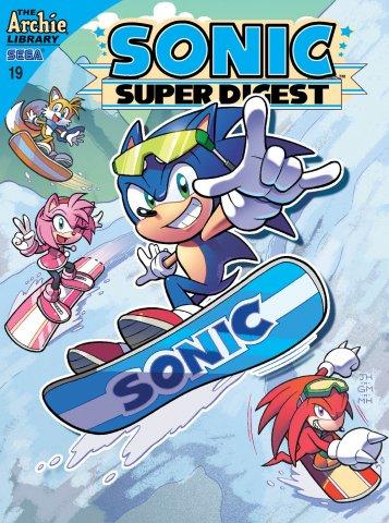Sonic Super Digest